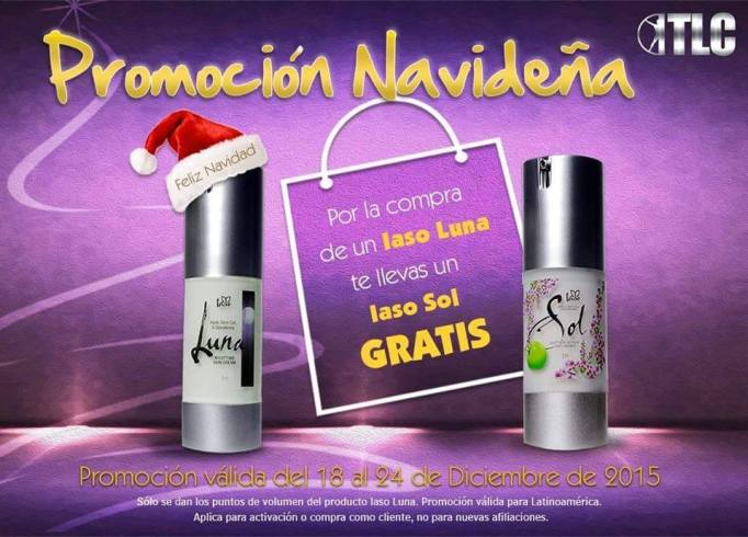 TLC Promo Latinoamerica Diciembre