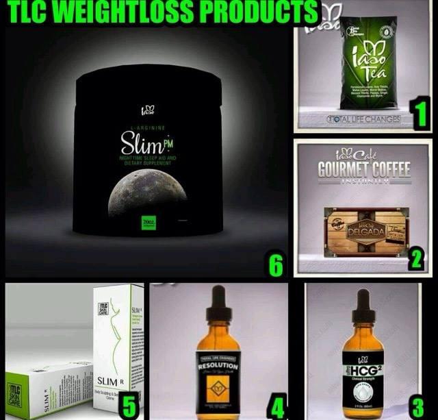 perdida de peso productos